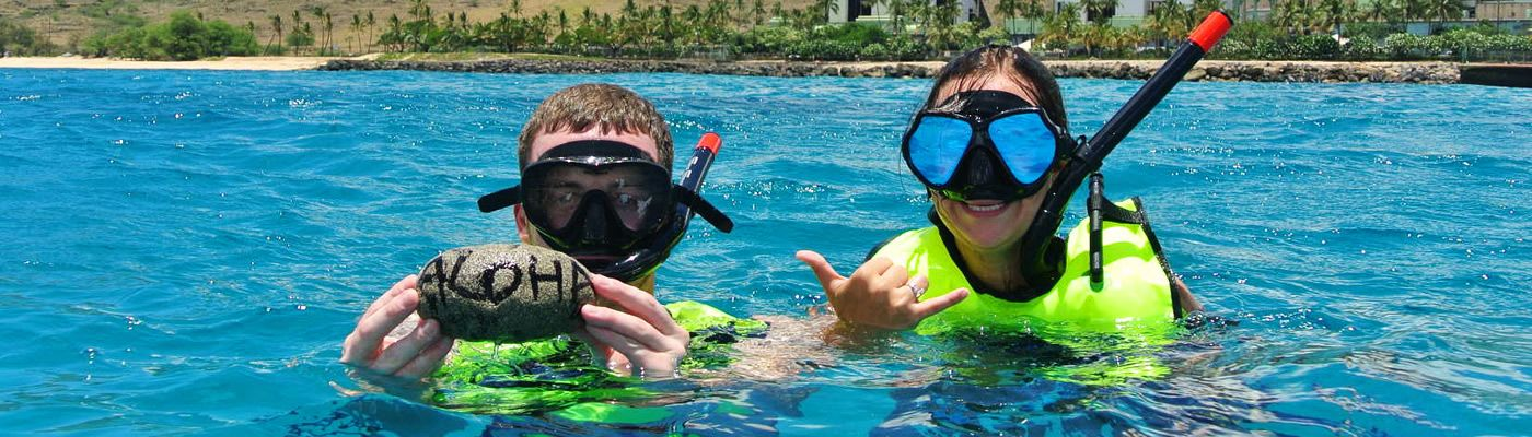 Oahu Hawaii Sightseeing Amp Snorkeling Private Tours  Hawaii Real Nature T