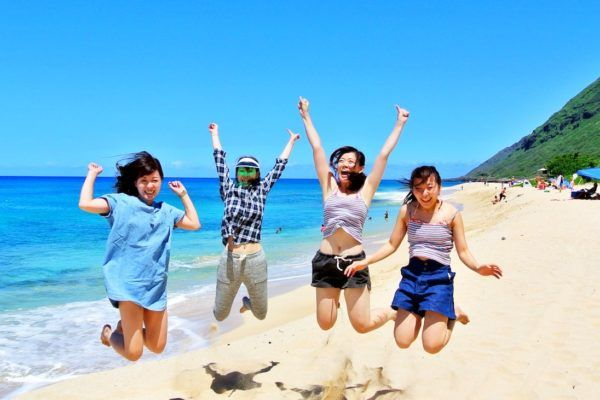ハワイに行きたい! 2泊4日ハワイツアーの勧め