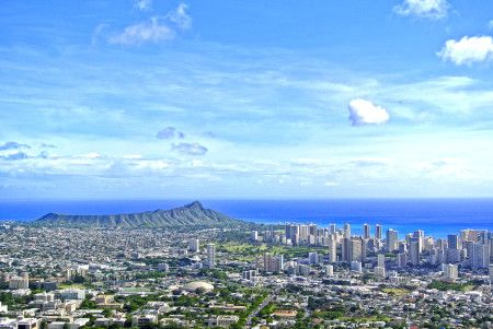 Best view in Honolulu